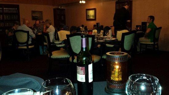 The Library Restaurant: restaurant interior