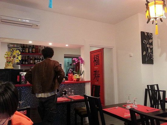 Mai Linh: Inside the little Restaurant