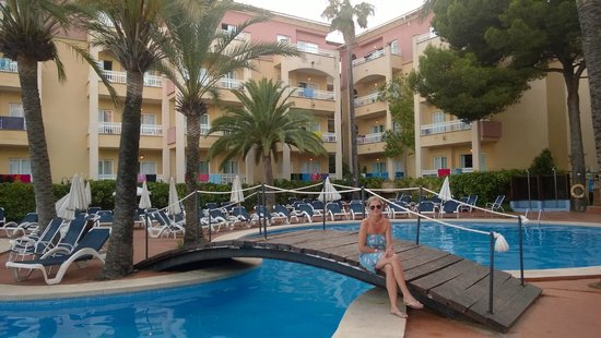 Aparthotel Green Garden: piękne baseny