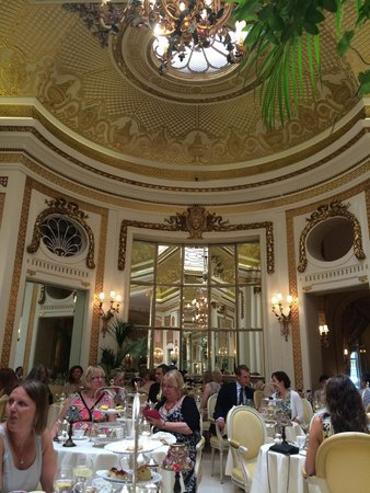 The Ritz London: The Palm Court