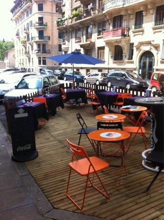 Et Caetera CafeRestaurant: Terrazza