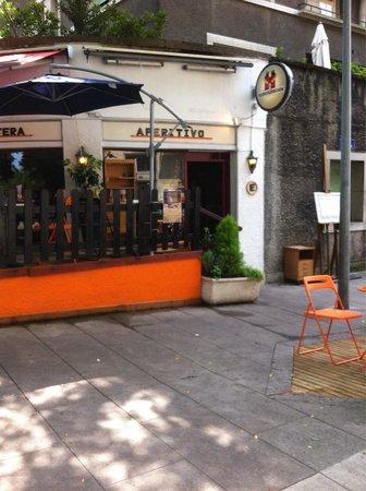 Et Caetera CafeRestaurant: Entrata