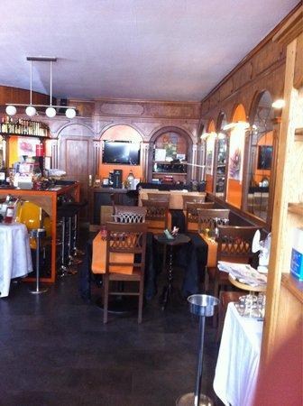 Et Caetera CafeRestaurant: La sala