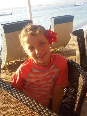 Manta Dive Gili Air: ahh the beach life