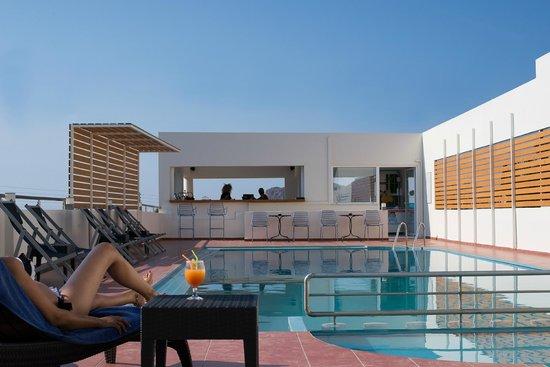 pool of aestas apartments