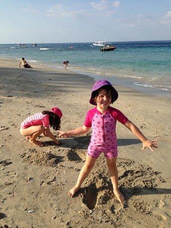 Gilli air beach photo de manta dive gili air gili air - Manta dive gili air ...