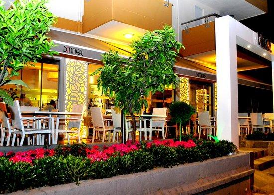 Dinner Restaurant: Relaxed atmosphere