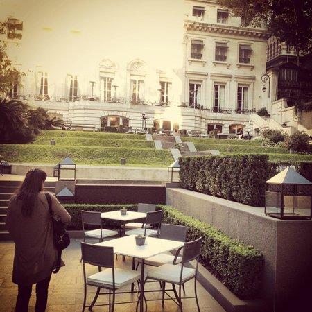 Palacio Duhau - Park Hyatt Buenos Aires: jardín