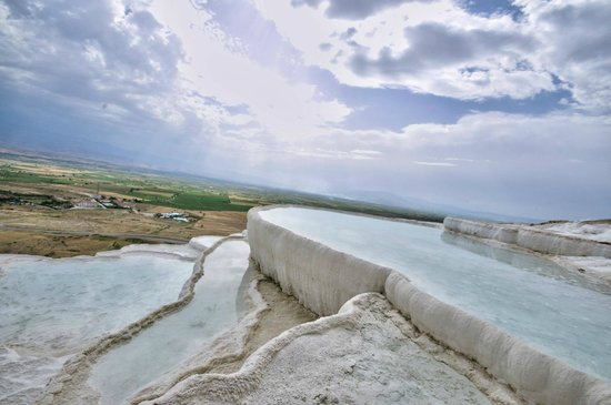 Pamukkale Thermal Pools : thermal pool
