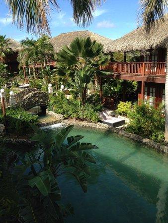 Van der Valk Kontiki Beach Resort: het hotel