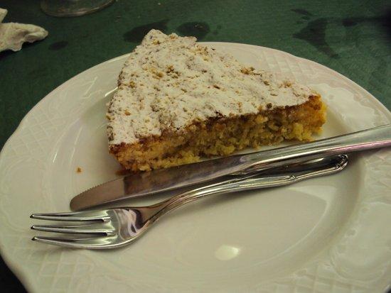 A Meca: Tarta de Santiago