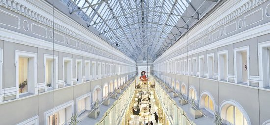 Passage Shopping Arcade : Галерея Пассажа