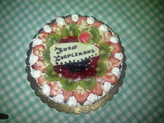Pasticceria Gramola Oreste: Torta