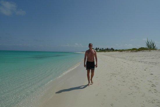 Grace Bay: Залив Грейс-Бей