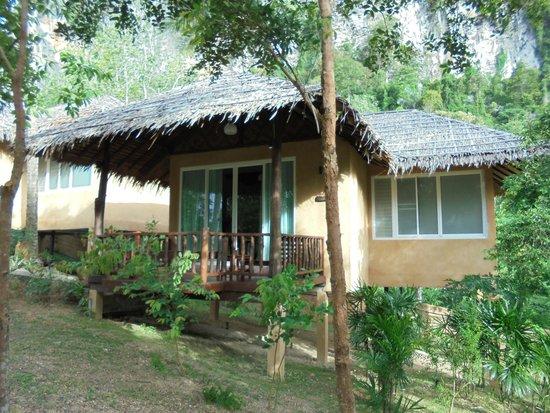 Ban Sainai Resort Aonang- Thailand: notre bungalow