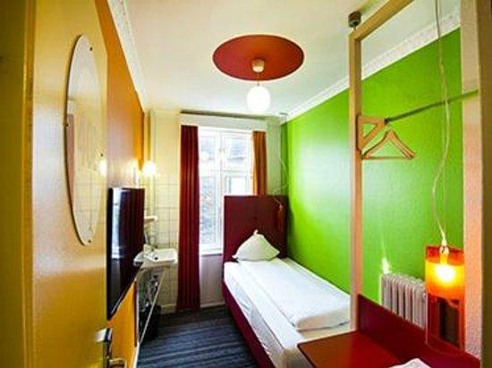 Annex Copenhagen: Single room