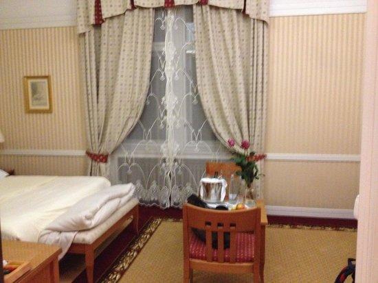 Hotel Paris Prague: Romance package
