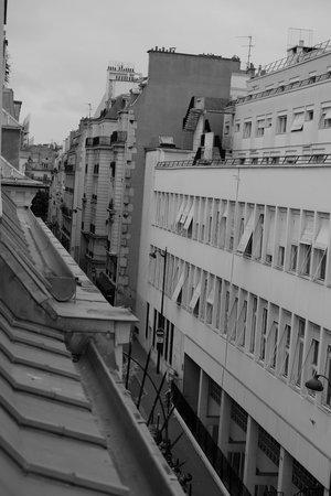 Pavillon Opera Lafayette: Vista desde la habitación