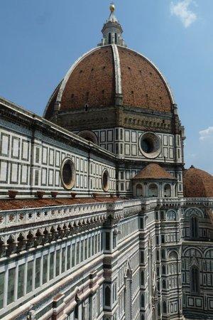 Cupola del Brunelleschi: Part of the Basilica