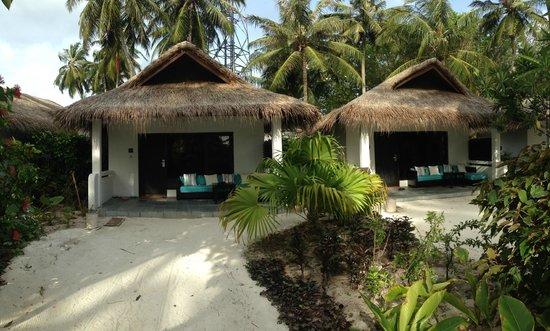 Velassaru Maldives: bungalow deluxe
