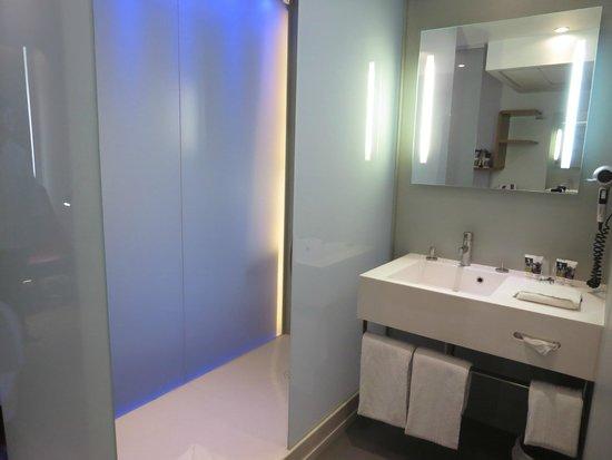 Mercure Paris Arc de Triomphe Etoile: Bathroom