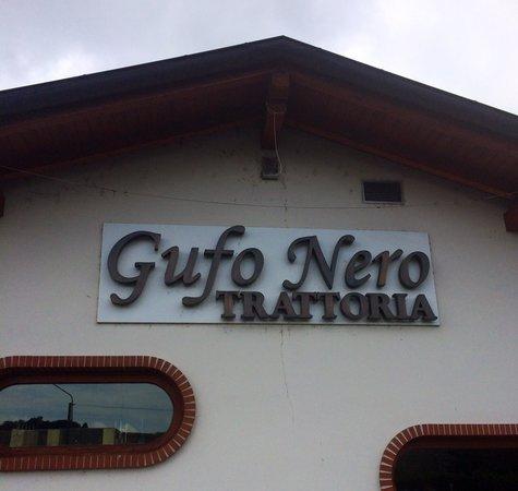 Trattoria al Gufo Nero: Esterno