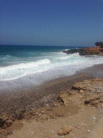 Despo Hotel: Beach Nearby