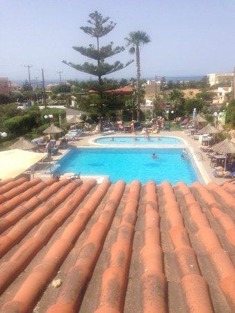 Despo Hotel: Room View