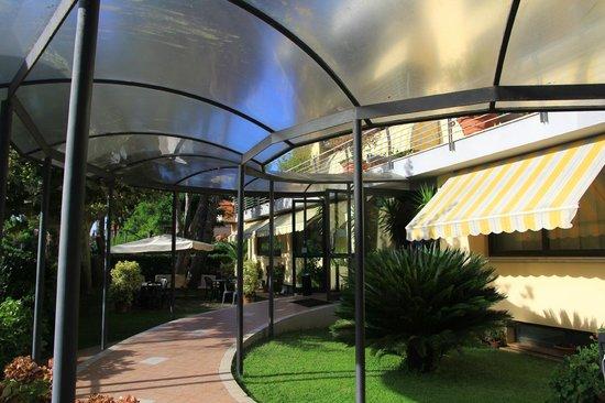 Hotel Maita : ingresso hotel