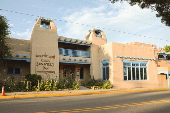 Casa Benavides Historic Inn: the Casa