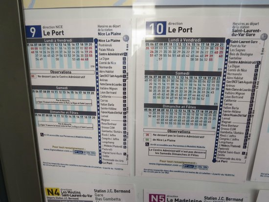 Ibis Budget Nice Californie Lenval : Bus 9 & 10