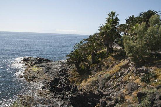 Aqualand Costa Adeje : widok z promenady