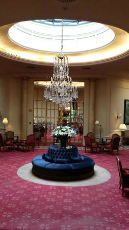 Wellington Hotel : Salon