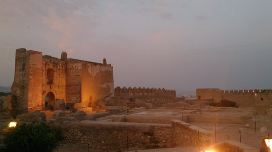 Conjunto Monumental de La Alcazaba: douceur de vivre