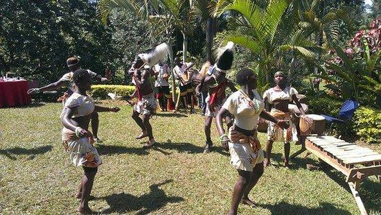 Mbale, Uganda: Traditional Dance- Kadodi