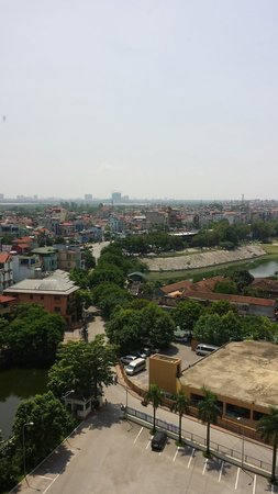 Sheraton Hanoi Hotel: Great view