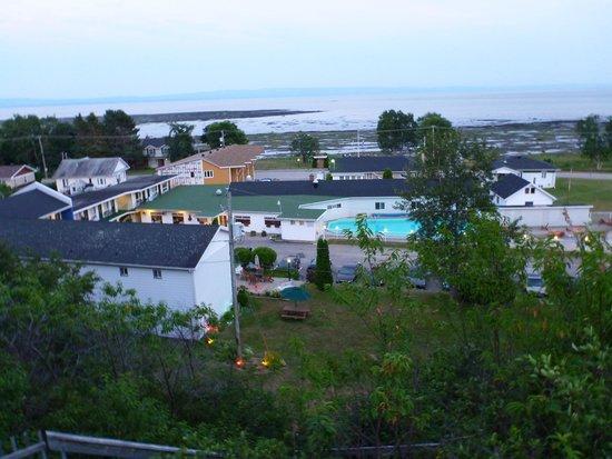 Hotel motel les voitures d 39 eau l 39 isle aux coudres canada for Motel bas prix