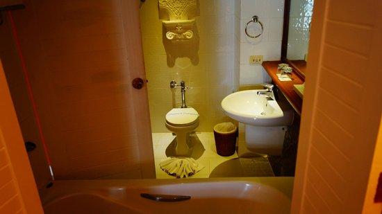 Andaman Seaview Hotel: Ванная комната