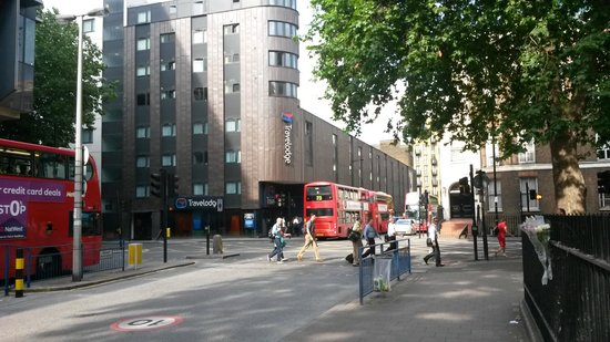 Travelodge London Central Euston: Hotel from Euston