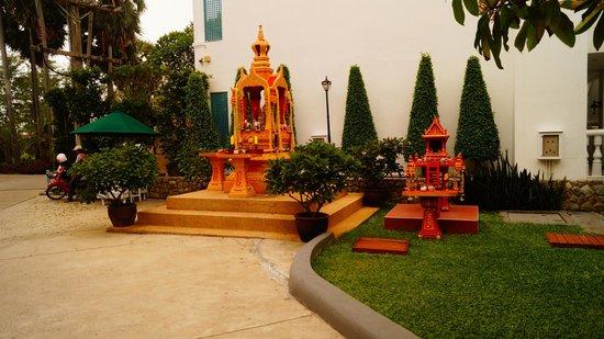 Andaman Seaview Hotel: Место поклонения
