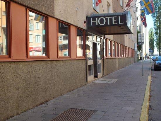 Alexandra Hotel: Il dormitorio