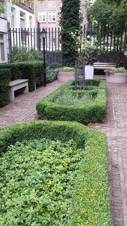 Hotel Pulitzer Amsterdam: Garden