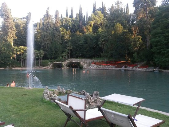 Parco Termale del Garda: Il parco termale