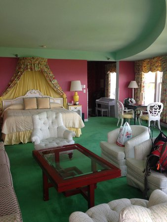 Grand Hotel: Woodfill Suite