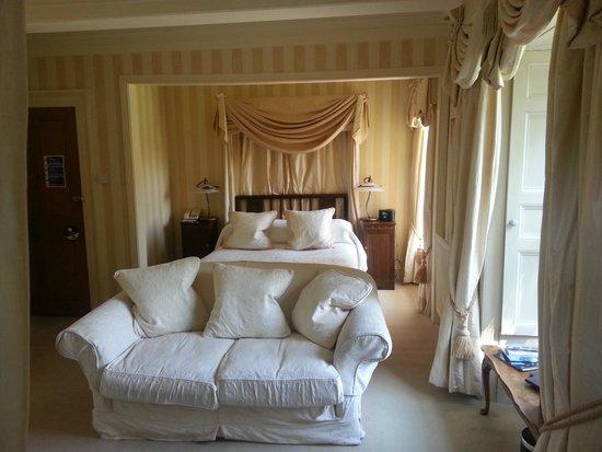Lovelady Shield Country House Hotel: Room 2