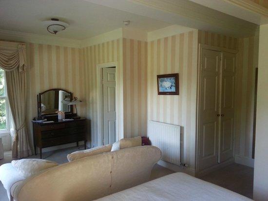 Lovelady Shield Country House Hotel: Room2