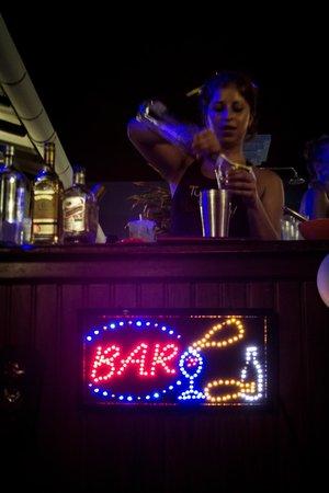 El Viajero Cartagena Hostel : Bar