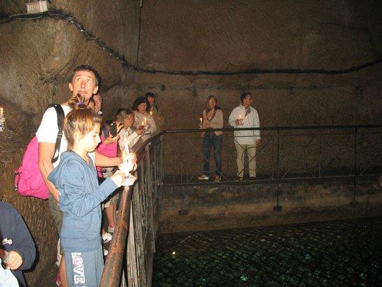 LAES - La Napoli Sotterranea : Intorno all'acquedotto romano in Napoli Sotterranea