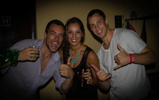 El Viajero Cartagena Hostel : Our Guests