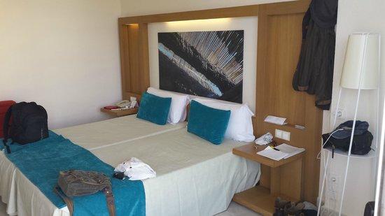 Sirenis Hotel Goleta & Spa : Bett